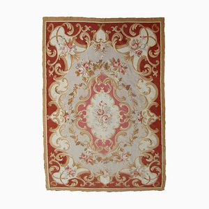 Vintage French Aubusson Rug, 1960s