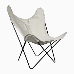 Butterfly Lounge Chairs by Jorge Ferrari-Hardoy for Knoll Inc. / Knoll International, 1970s, Set of 2