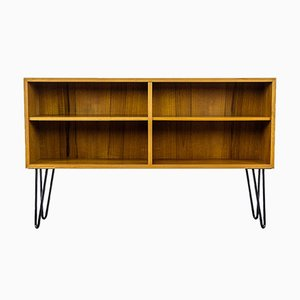 Teak Shelf on Hairpin Legs from Omann Jun, 1960s
