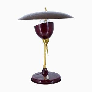 Lampe de Bureau Mid-Century par Oscar Torlasco pour Lumen, Italie, 1950s