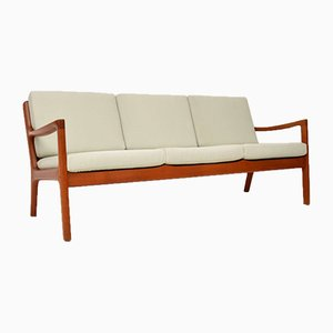Danish Teak Senator Sofa by Ole Wanscher for France & Søn / France & Daverkosen, 1960s