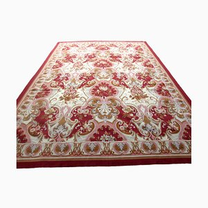 Vintage French Aubusson Rug, 1970s