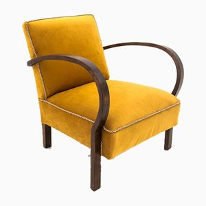 Art Deco Sessel, 1960er