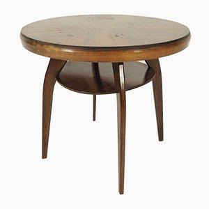Table Basse Art Déco par Jindřich Halabala, 1960s