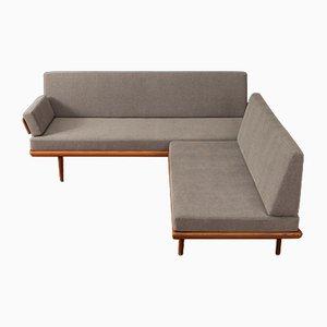 Sofa von Peter Hvidt & Orla Mølgaard-Nielsen für France & Søn / France & Daverkosen, 1960er