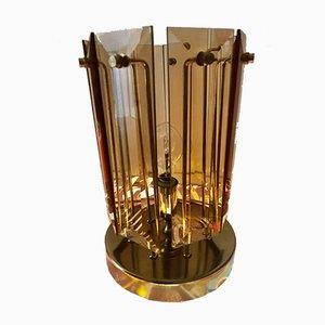 Tischlampe von Lucio Fontana, 1950er