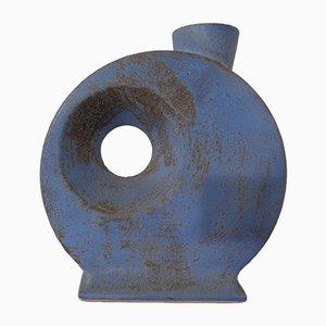 German Studio Ceramic Vase, 1960s