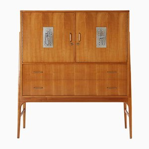 Mid-Century Cabinet by Alfred Hendrickx