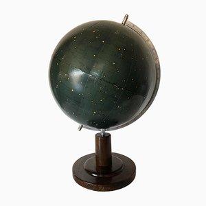 Globo celeste de Räth Paul, años 50