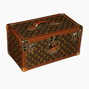 Train Case by Louis Vuitton, 1980s