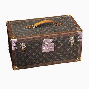 Valigia trainata di Louis Vuitton, anni '80