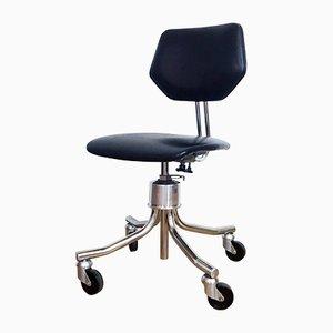 Mid-Century Schreibtischstuhl von Eurochair
