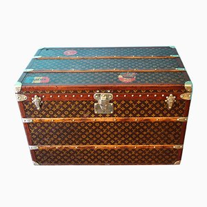 Vintage Monogram Trunk by Louis Vuitton