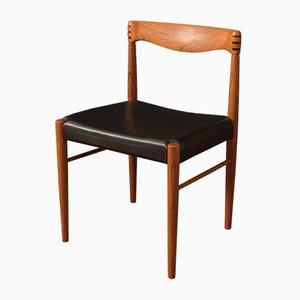 Esszimmerstühle von HWKlein für Bramin, 1960er, 6er Set