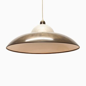 Italienische Vintage Deckenlampe aus Messing