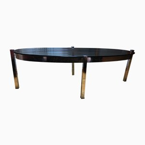 Oval Coffee Table, 1970s
