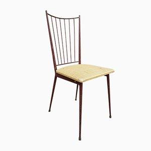 Chaises de Salon par Colette Gueden Attribué à Atelier Primavera, 1940s, Set de 4