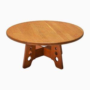 Table Basse en Chêne par Gilbert Marklund, 1960s