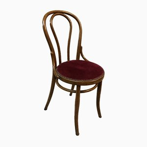 Antique Bentwood Bistro Chairs from Finme, Set of 2
