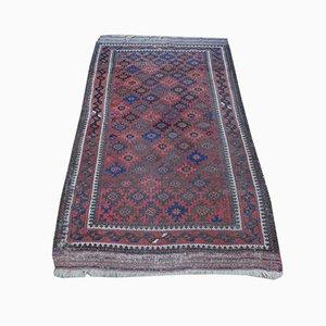 Afghanistan Belutch Wool Carpet, 1900s