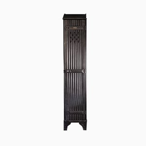 Vintage French Metal Locker from Strafor, 1920s