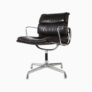 Mid-Century Model EA208 Office Chair by Charles & Ray Eames for Herman Miller