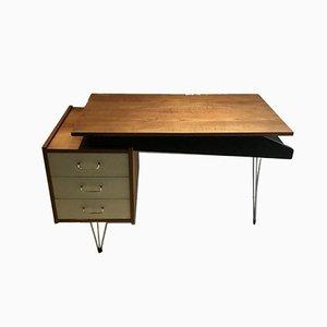 Modernistischer Mid-Century Schreibtisch von Cees Braakman für Pastoe, 1950er