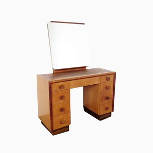 Mid-Century Dressing Table by Jindřich Halabala for UP Závody