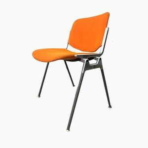 Chaise de Bureau No. 106 par Giancarlo Piretti pour Castelli / Anonima Castelli, 1960s