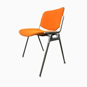 No. 106 Desk Chair by Giancarlo Piretti for Castelli / Anonima Castelli, 1960s