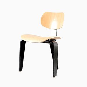 Vintage SE42 Side Chair by Egon Eiermann for Wilde+Spieth