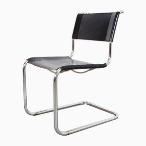 Chaises de Salon de Thonet, 1970s, Set de 3