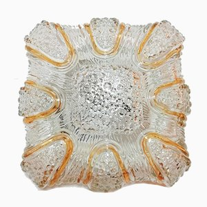 Crystal Sconce, 1980s