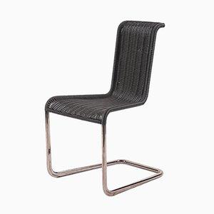 Vintage German Model B20 Dining Chairs by Wewerka Stefan for Tecta, 1970s, Set of 6