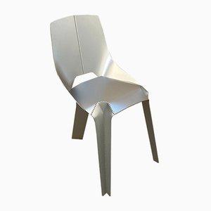 Chaise Nature of Material #3/10 par Gilli Kuchik & Ran Amitai