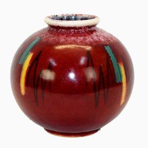Italienische Vintage Art Deco Vase
