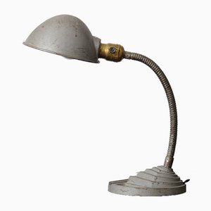 Vintage Industrial Table Lamp from Deal, 1930s