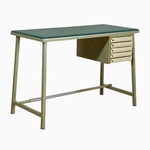 Italienischer Schreibtisch aus Metall, 1960er