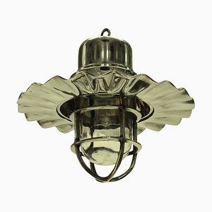 Lampade vintage in nichel, set di 4