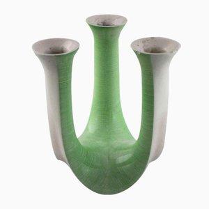Bougeoir en Céramique de Vibi, Italie, 1950s