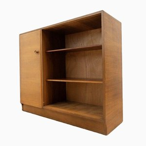 Vintage Teak Bookcase Shelving Unit Hall Console by Castle, 1960s