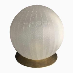 Lámpara de mesa vintage de Venini