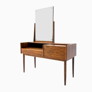 Danish Rosewood Dressing Table, 1960s