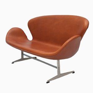 Model 3321 Swan Sofa von Arne Jacobsen für Fritz Hansen, 1964