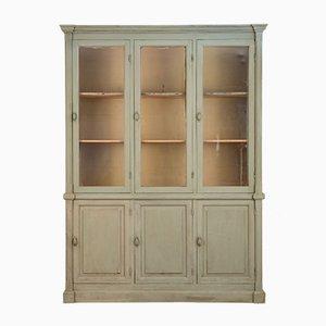 Vintage Industrial Italian Display Cabinet, 1930s