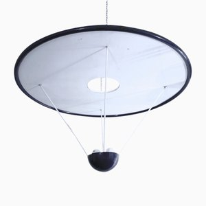 Große Vintage Deckenlampe