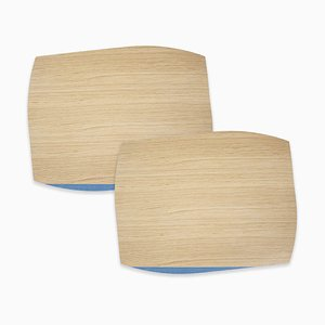 Table Mats Portofino by Andrea Gregoris for Lignis®, Set of 2