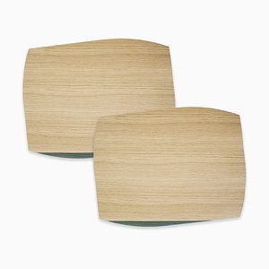 Table Mats Portofino by Andrea Gregoris for Lignis®, Set of 2