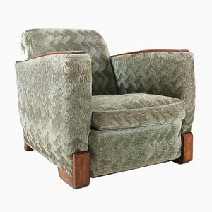 Club chair Art Deco, anni '30
