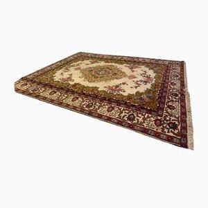 Large Antique Indian Floor Carpet